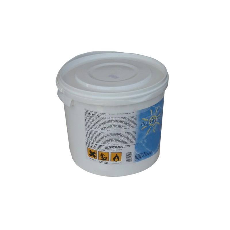 PH MENO per piscina in polvere in secchi da 8 kg  Piscine