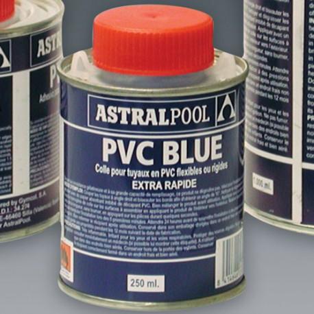 Colle Bleue PVC souple  PVC rigide 500 ml