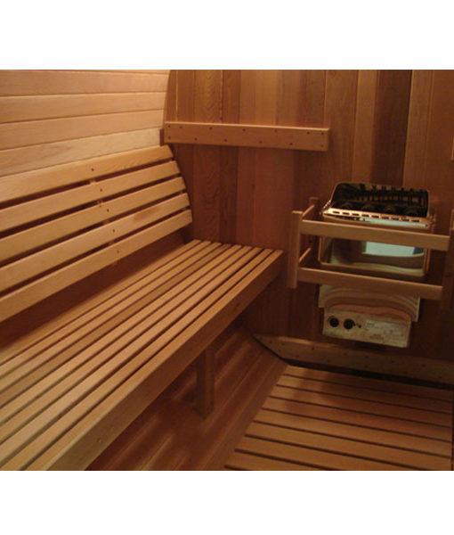 Sauna Madera Wooden Half Body Sauna Bag With Far Infrared