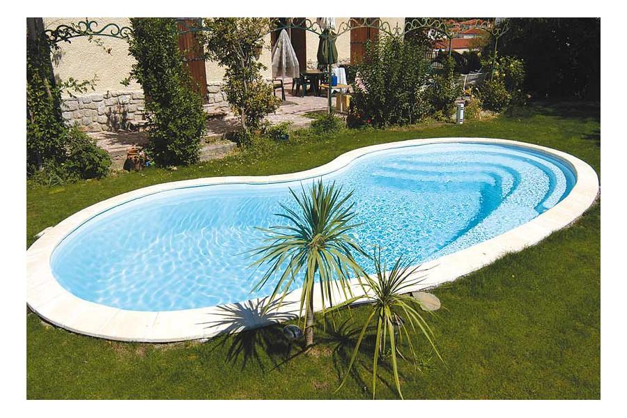 kit piscine indienne coque polyester