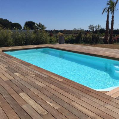 piscine coque estina 9 60m x 4m x 1 50m fond plat