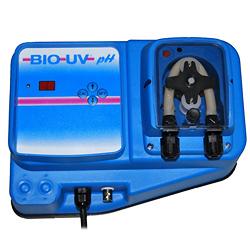Pompe doseuse pour la rgulation du pH du chlore de loxygne actif
