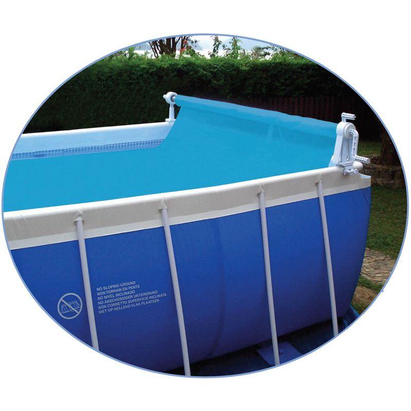 Enrouleur de bche  bulles piscine hors sol Pool Style