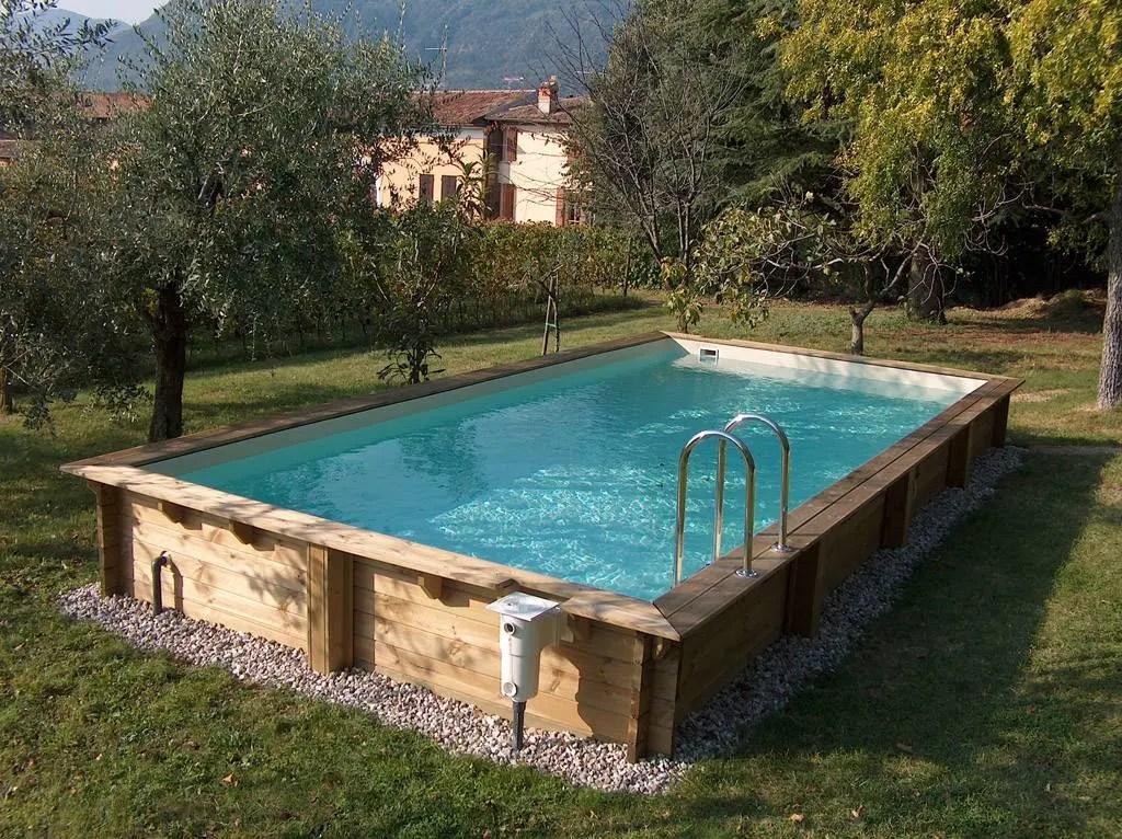 Le piscine fuori terra Solaris