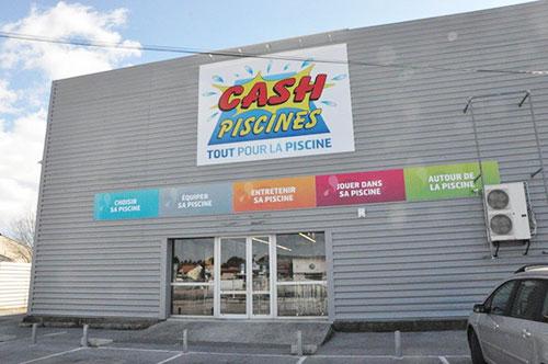 Cash Piscines Le Cres