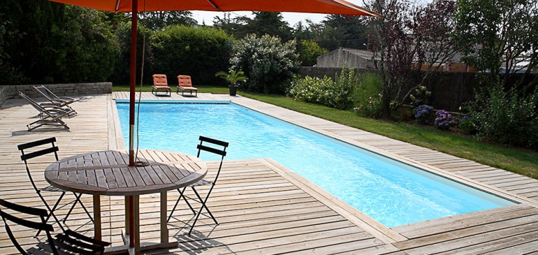 Piscine en kit Magiline