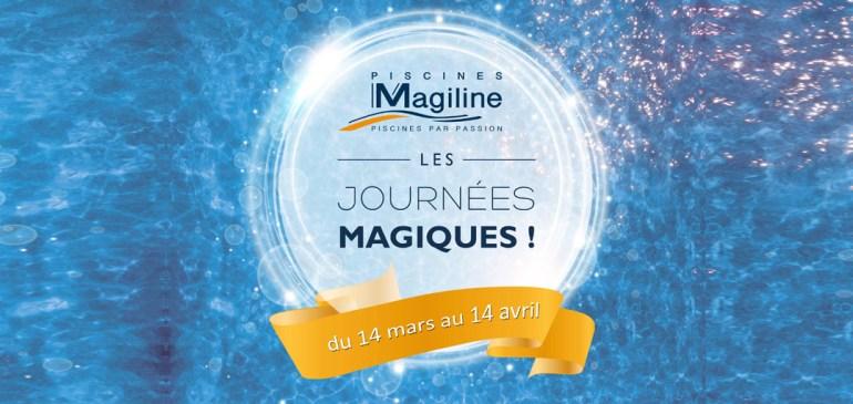 Des offres exceptionnelles pour les Portes Ouvertes Magiline