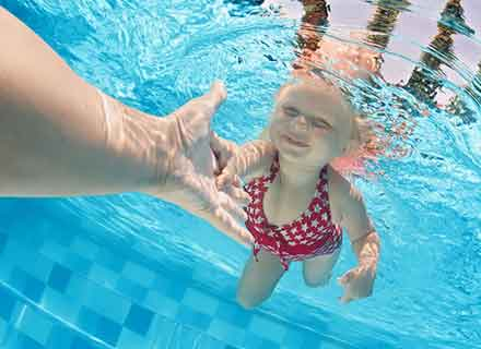 Nuoto libero  Piscina di Valdobbiadene