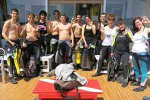Cursos Buceo Piscis Diving