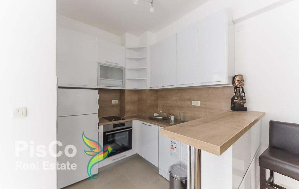 Izdaje se jednosoban neseljavan lux stan u Bloku 9 | Podgorica