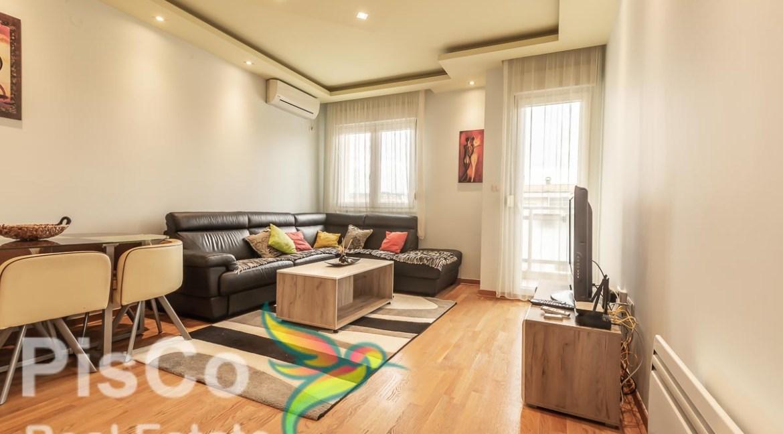 Moderan i dobro održavan stan se izdaje na duži period-1
