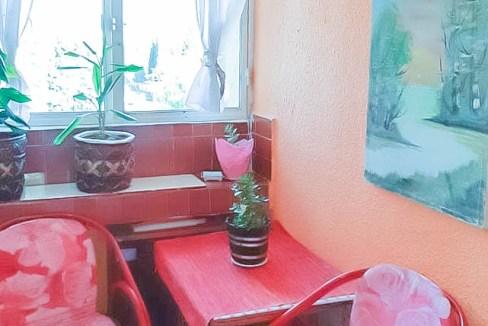 Izdaje se jednosoban stan na Zabjelu   Podgorica