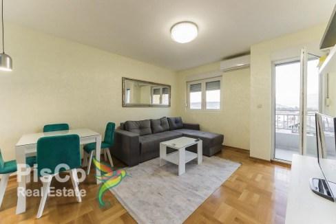 Izdaje se lux jednosoban stan na Starom Aerodromu | Podgorica