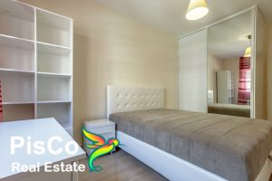 Two bedroom apartment for rent in City Quarter 70m2 Podgorica