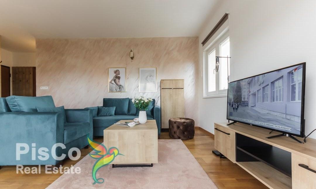 Izdaje se lux jednosoban stan u City Kvartu | Podgorica