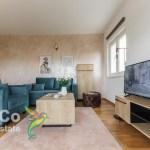 Izdaje se lux jednosoban stan u City Kvartu   Podgorica