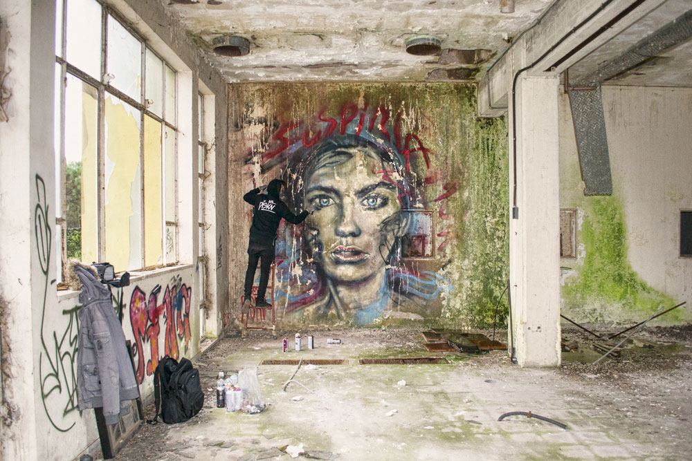 """Suspiria"" by Piskv_Roma_2018"