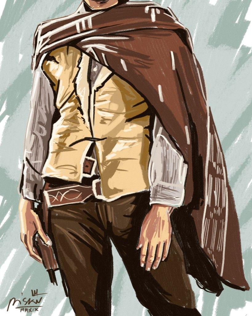 """""""Clint Eastwood"""" by Piskv_Digital Art"""
