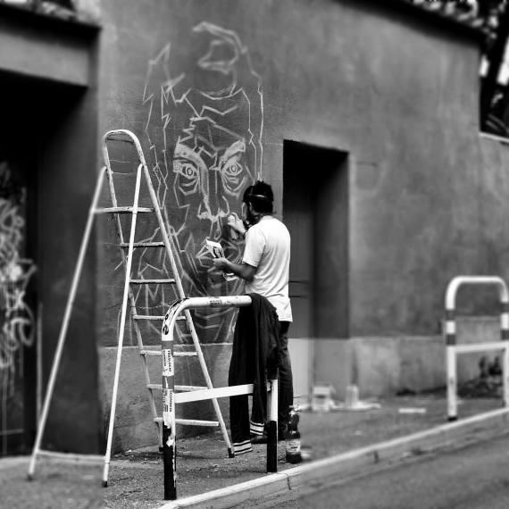 Thomas Milian Franco Lechner by Piskv foto di Anna Celani