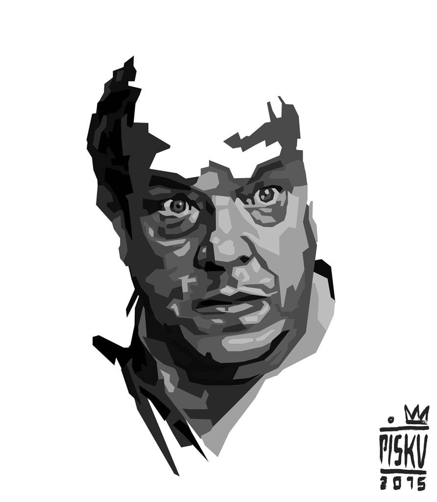 """""""Franco Lechner"""" by Piskv_Digital Art"""