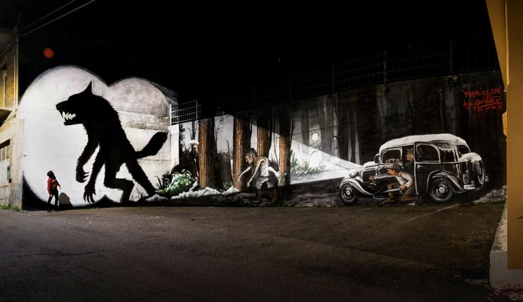 """Thriller"" by Piskv_Stigliano(IT)_2020"