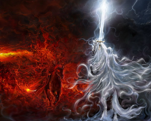 Прогонете злите духове