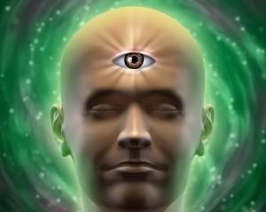 Третото око