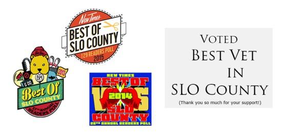 Best Vet in SLO County