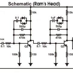 Fuzz Face Wiring Diagram Doctor Tweek V2 Jayco Caravan Big Muff Pi Versions Ram S Head