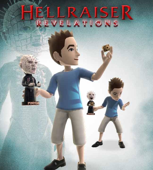 Hellraiser: Revelations Avatar Collection