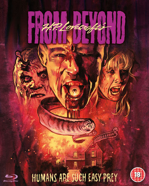 Film Review: From Beyond - Pissed Off Geek