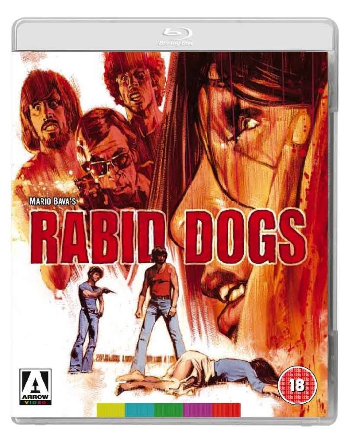 Rabid Dogs Movie Review