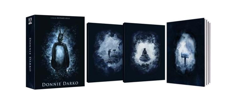 Donnie Darko Limited Edition 4k Restoration Review Arrow Video Blu Ray Pissed Off Geek