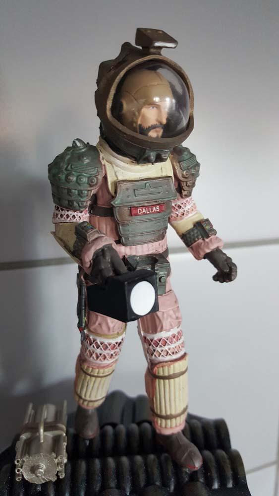 'Eaglemoss Alien and Predator Figurine Collection – Captain Dallas' Review