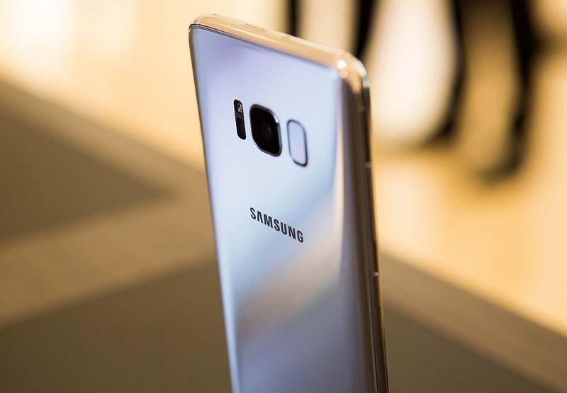 An Early Look Of The Long Awaited Samsung Galaxy 8