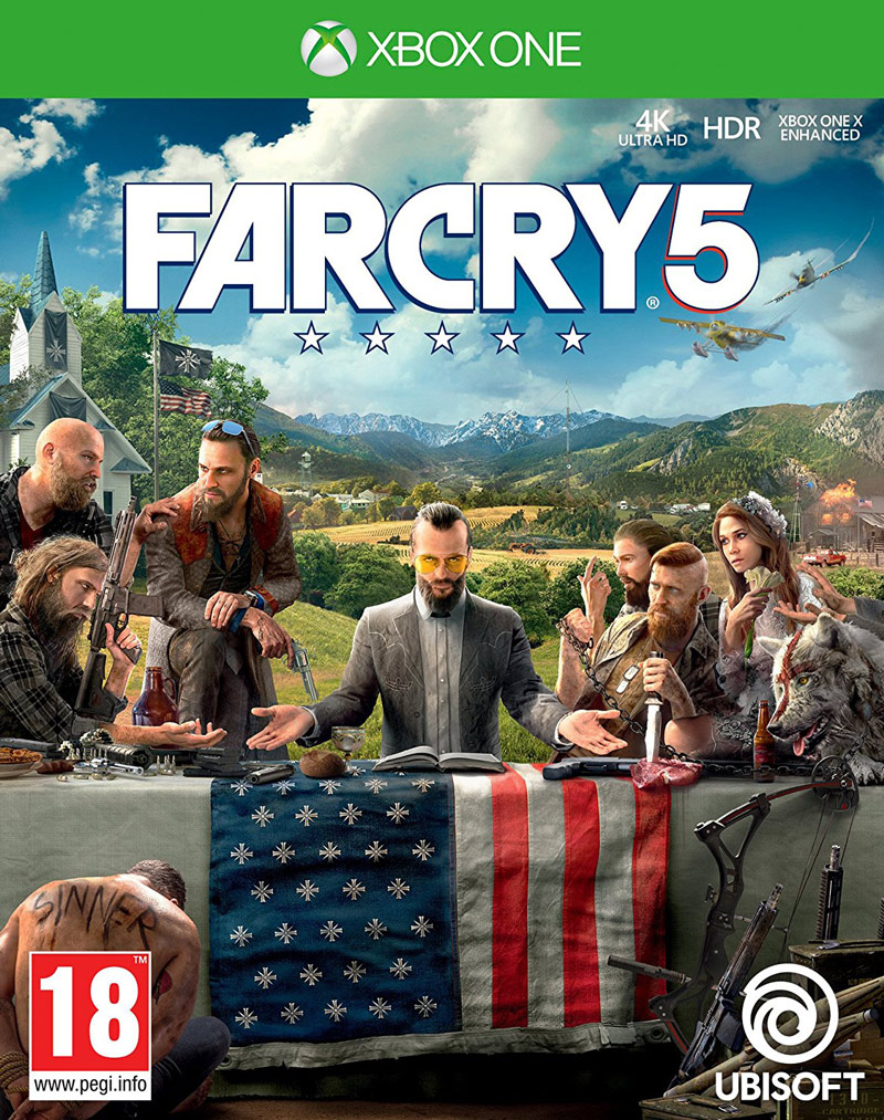 Far Cry 5 Review Xbox One X It S A Ubisoft Cult Thing Pissed Off Geek