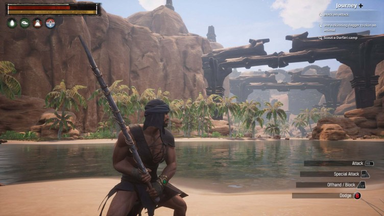 conan exiles review xbox one x and pc pissed off geek. Black Bedroom Furniture Sets. Home Design Ideas