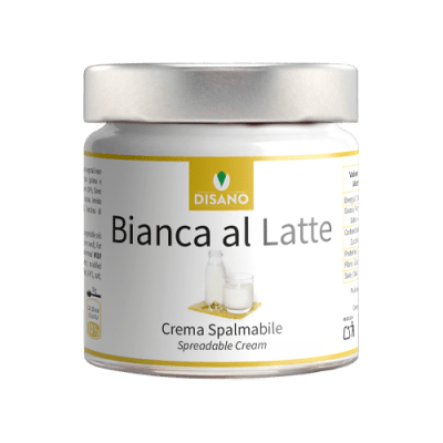 Crema spalmabile base latte