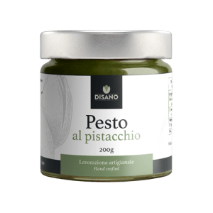 pesto al pistacchio