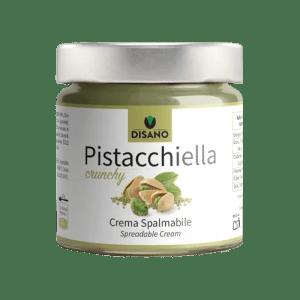 Crema spalmabile al pistacchio crunchy