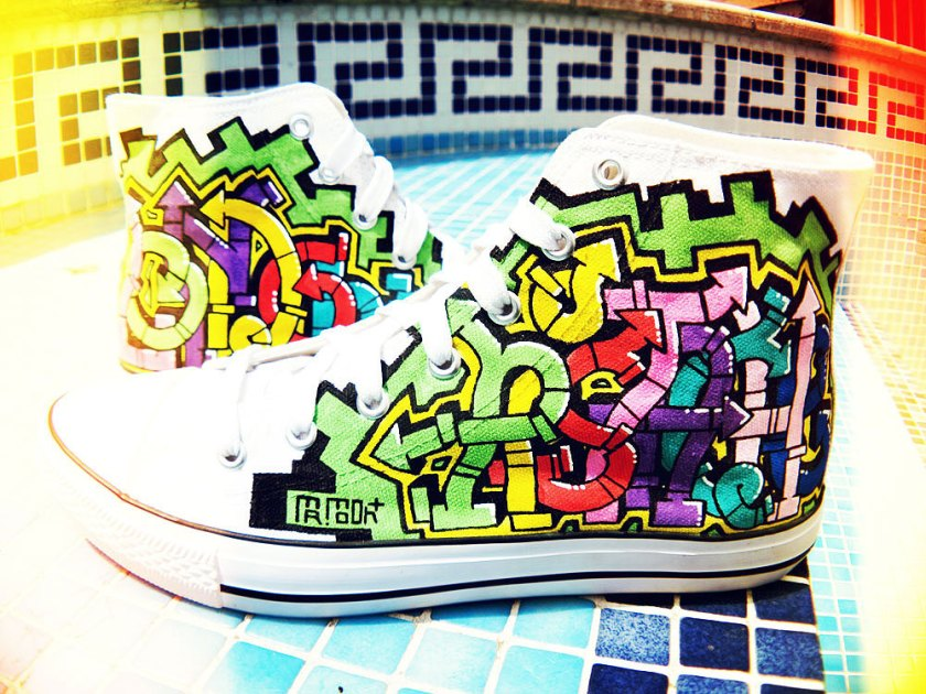 Customize Shoes