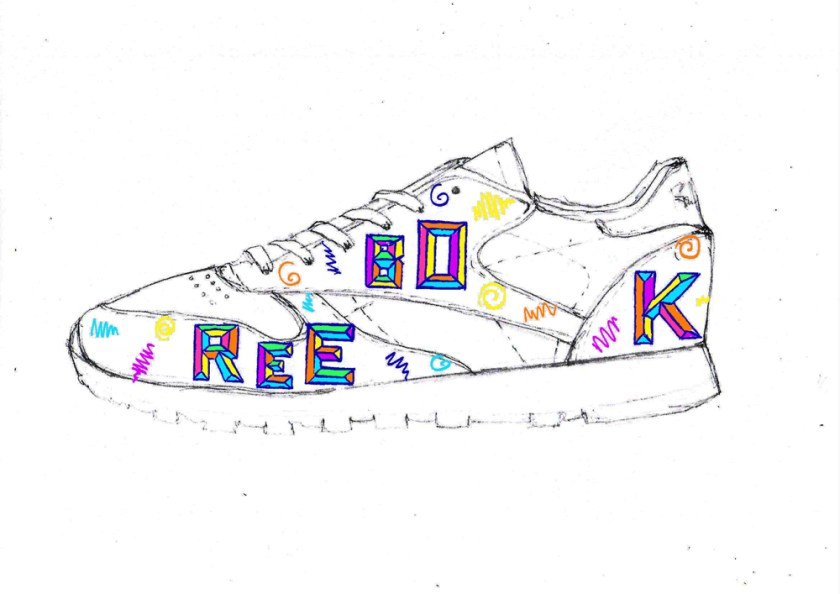 Reebok Custom Shoes