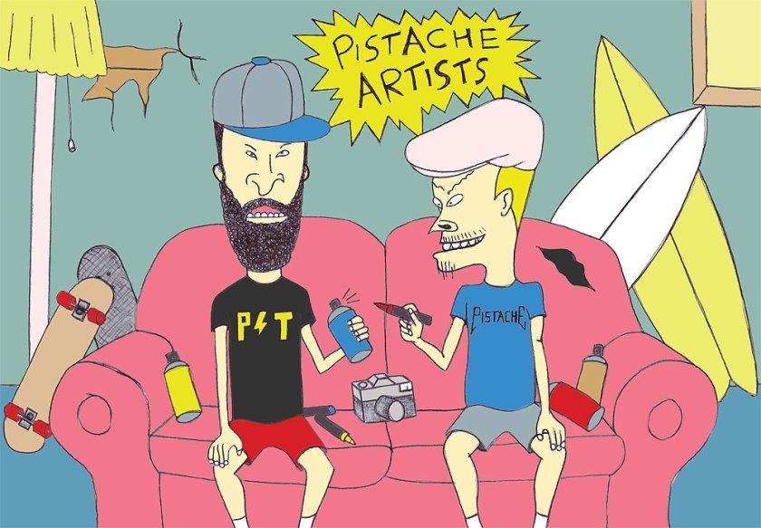 Pistache Artists