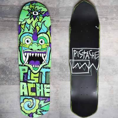 Skate Art Skateboard