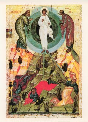 La Santa Trasfigurazione
