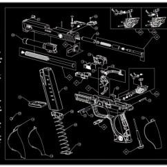 Sig Sauer P226 Parts Diagram Piso Wifi Wiring Tekmat Handgun Gunmats