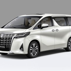 All New Alphard Vs Vellfire Grand Avanza Type G Umw Toyota Announces Upgrades For Hilux Sienta The Specifications Include A Engine And Transmission This Powertrain Specification Will Only Be Available Units Distributed By