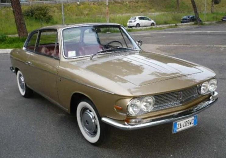 1966 Fiat 1500 Coupe Sportinia Scioneri/Michelotti