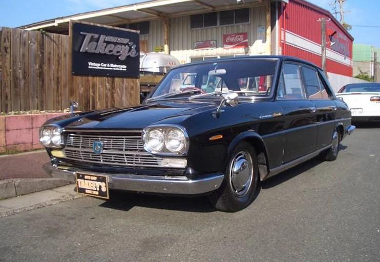 1967 Nissan Cedric