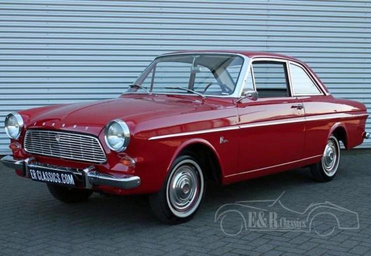 1965 Ford Taunus 12M Coupe